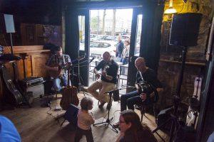 Shelta au Kelly's pub danses irlandaises Lyon