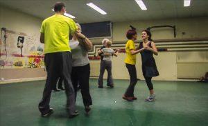 Cours de set dancing à la MJC de Villeurbanne Lyon