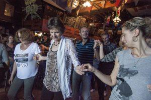 Danses irlandaises au Kelly's pub Lyon